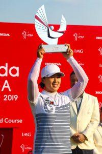 Honda LPGA Thailand 2019 Winner : AMY YANG