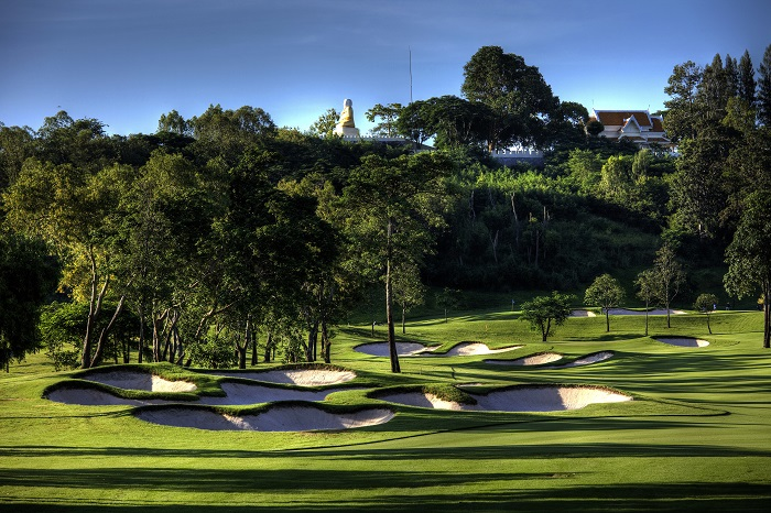 new golf course in Pattaya