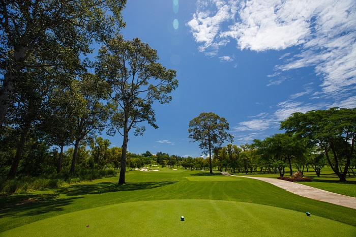 pattaya golf course green fees