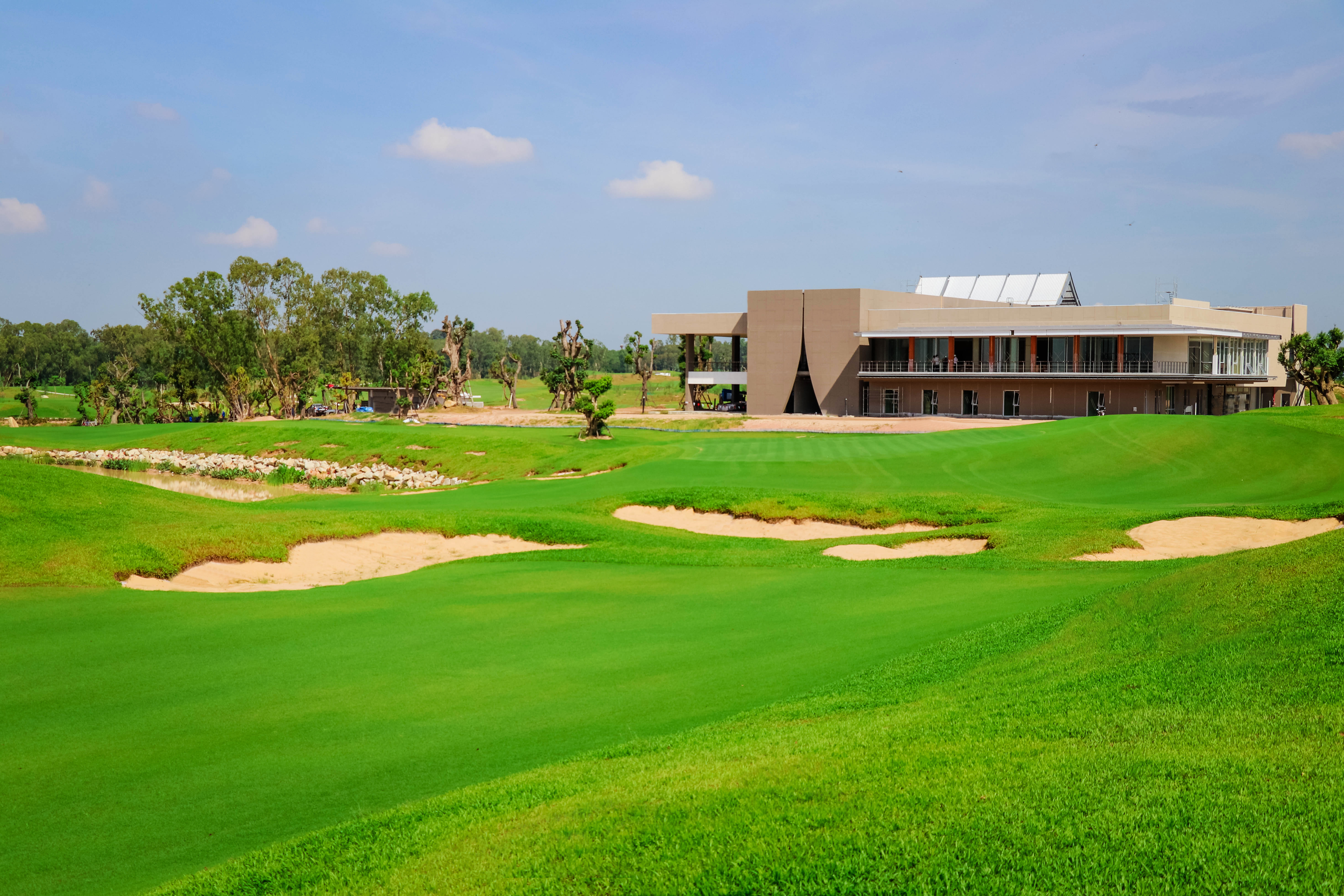 Siam Country Club : Rolling Hills will open in January 2020