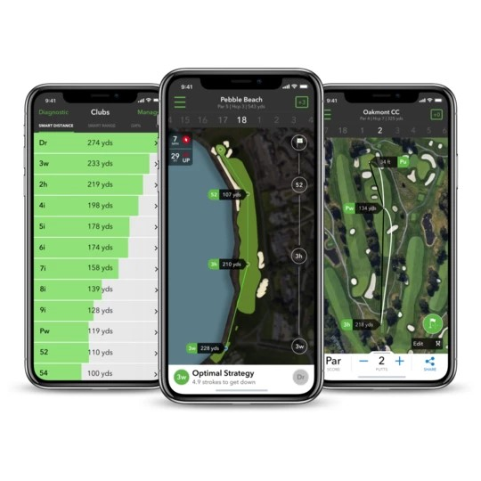 siam country club golf app