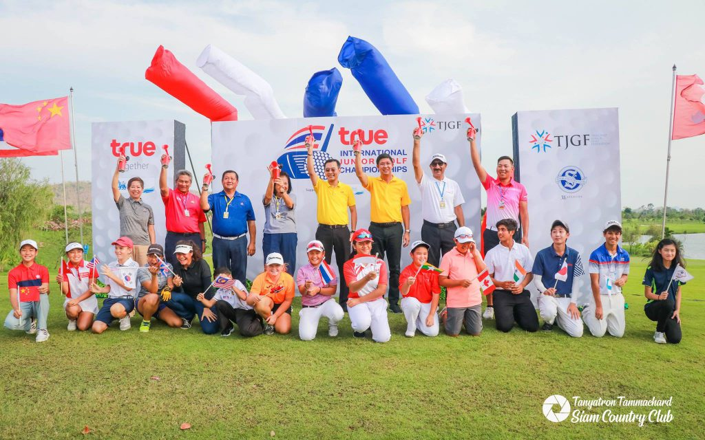 Stellar Year for the Best Golf Courses in Thailand
