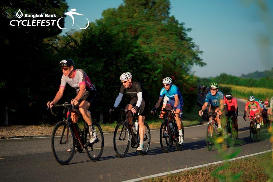 Bangkok Bank CycleFest 2019