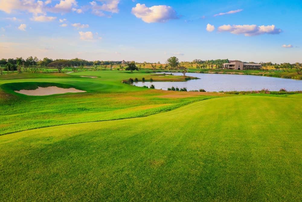 Pattaya's All-New Natural Golf Destination